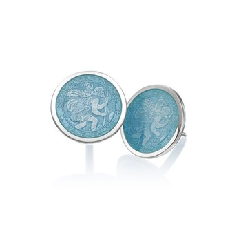St. Christopher Earrings