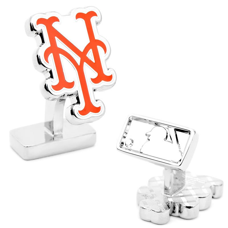 Palladium Edition New York Mets Cuff Links