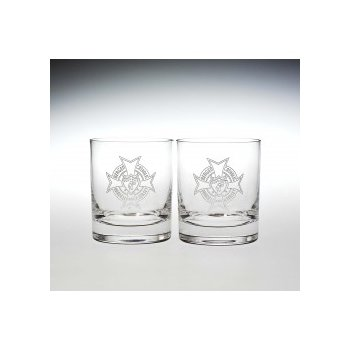 Bergen Catholic Beverage Glass Set