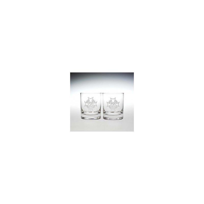Bergen Catholic Beverage Glass Set