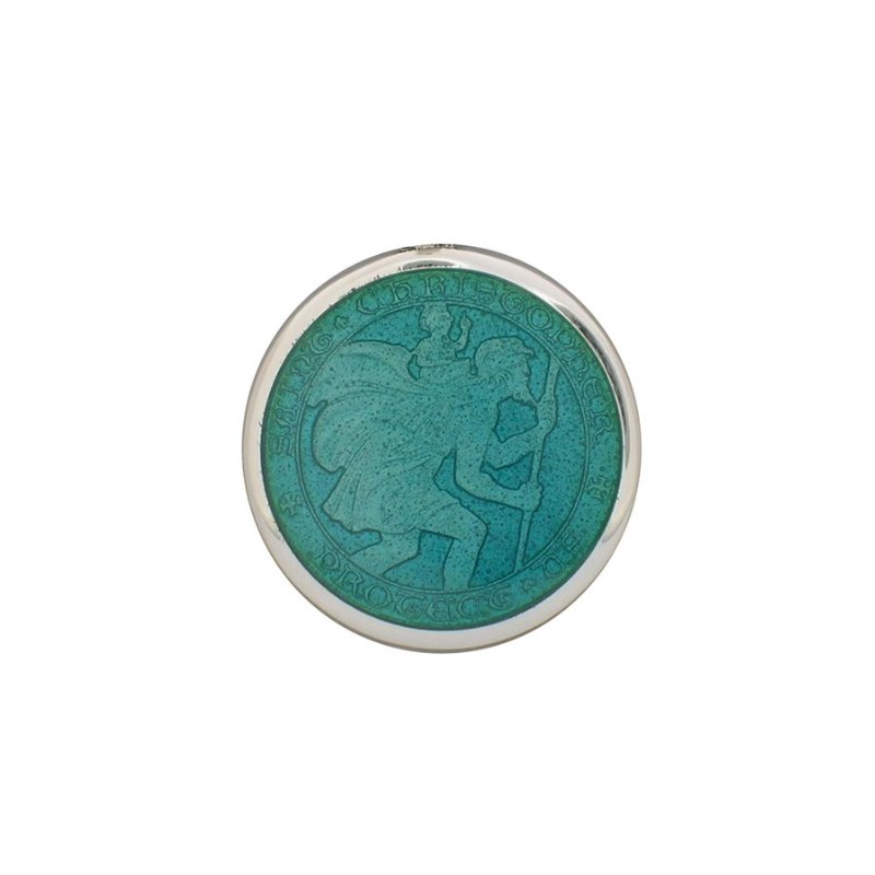 Small St. Christopher Medals