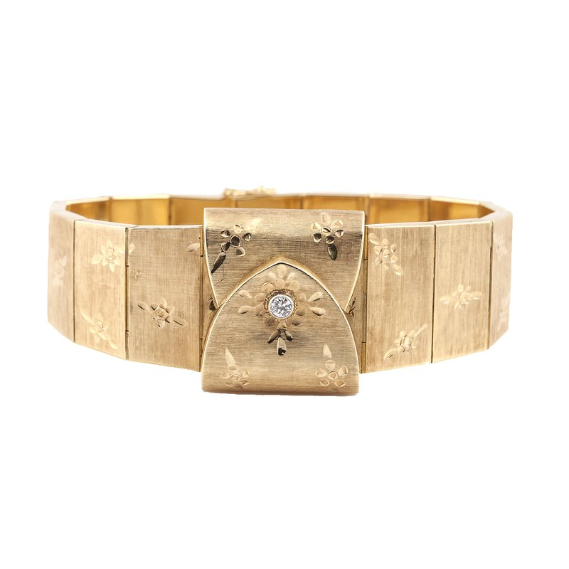 1960s Omega Mod Secret Watch