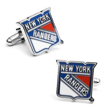 New York Rangers Cuff Links