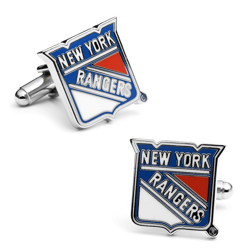 New York Rangers Cuff Links