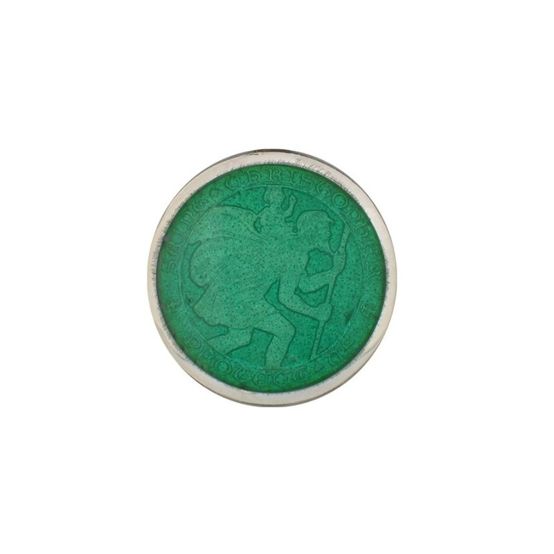 Extra Small St. Christopher Medals