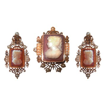 Victorian Cameo Suite