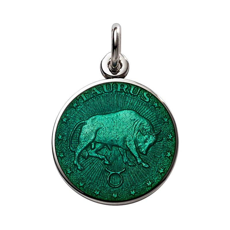 Enamel Zodiac Medal