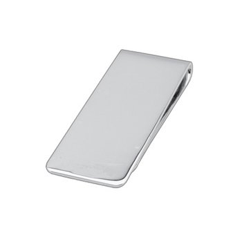 Sterling Plain Money Clip