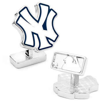 Palladium Edition New York Yankees Cuff LInks