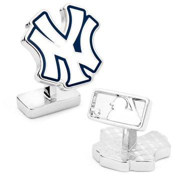Palladium Edition New York Yankees Cuff LInks