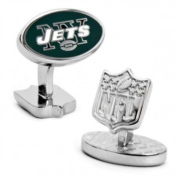 Palladium Edition New York Jets Cuff Links