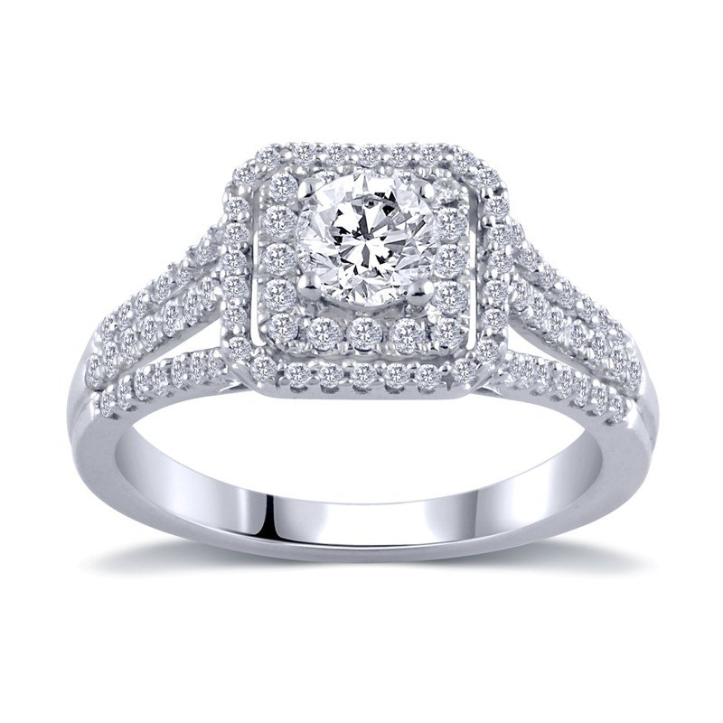 Fuller's Collection 14k 1ctw Engagement Ring