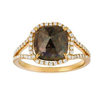 Raw Mocha Diamond