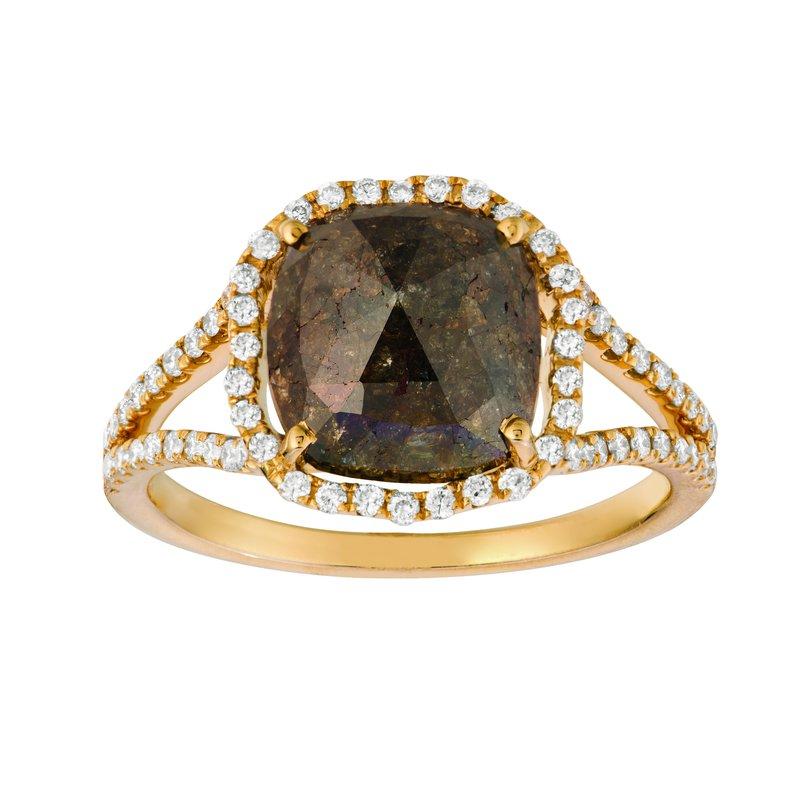 Royal Jewelry Raw Mocha Diamond