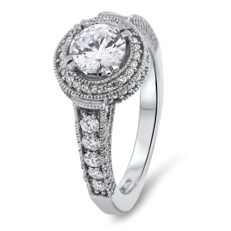 Designer Closeouts A. Jaffe Engagement Ring