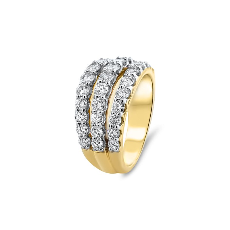 Fuller's Collection DIAMOND ANNIVERSARY RING