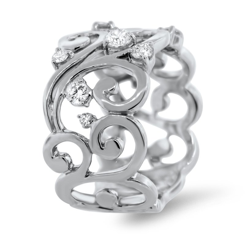 Fuller's Collection Diamond Fashion Ring