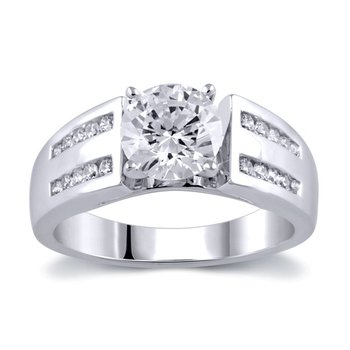 Diamond Semi Mounting