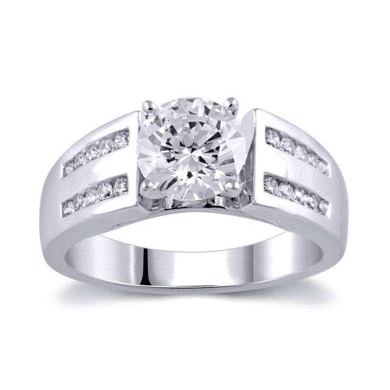 Fuller's Collection Diamond Semi Mounting