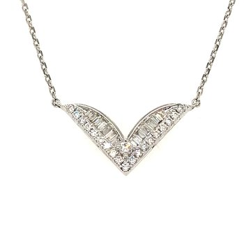 Diamond Necklace by Diamond Expressions