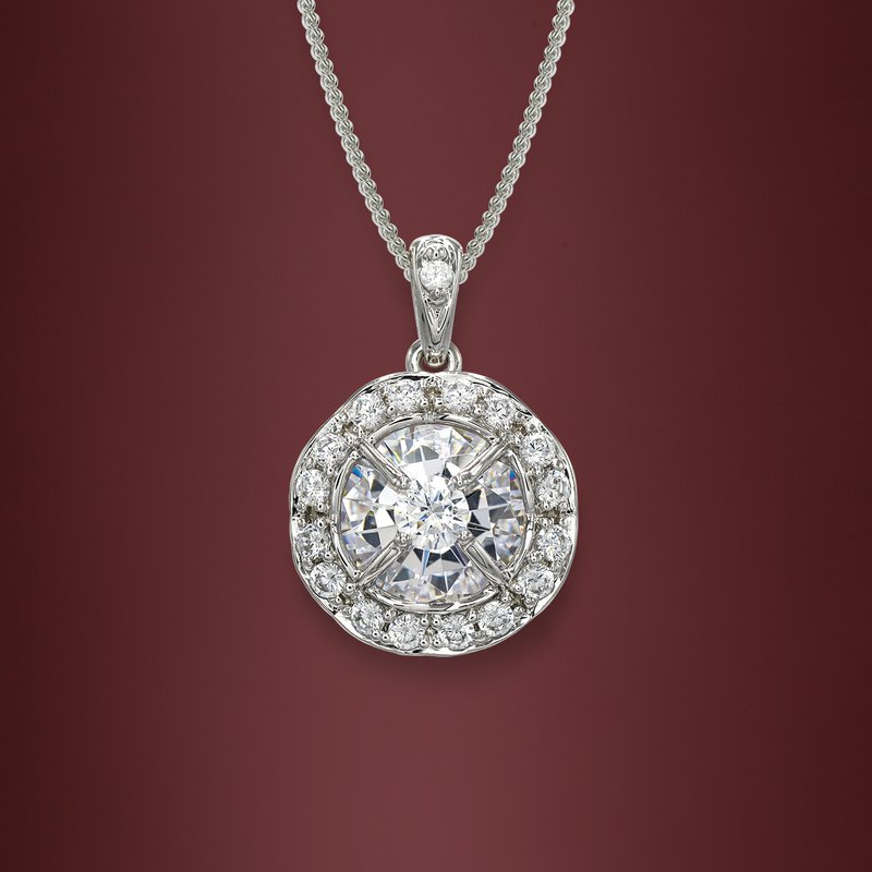 Barany Signature Galatea Momento Diamond Pendant