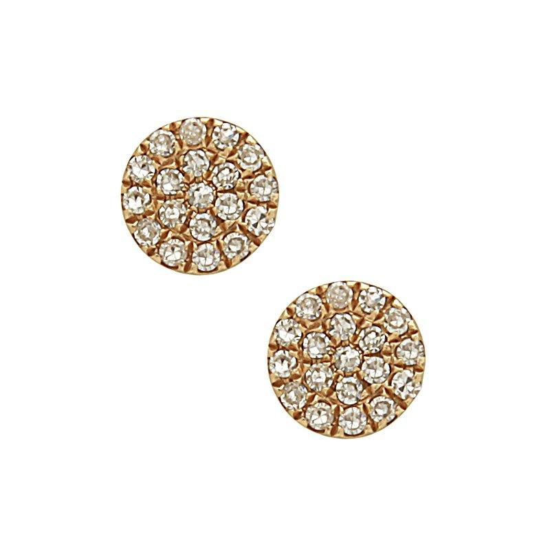 Barany Signature Diamond stud earrings by Bassalli