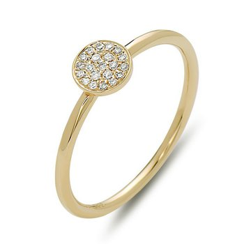 Diamond fashion ring by Bassalli