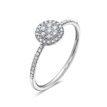 Diamond fashion ring by Bassalli