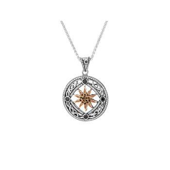 Freyr pendant by Keith Jack