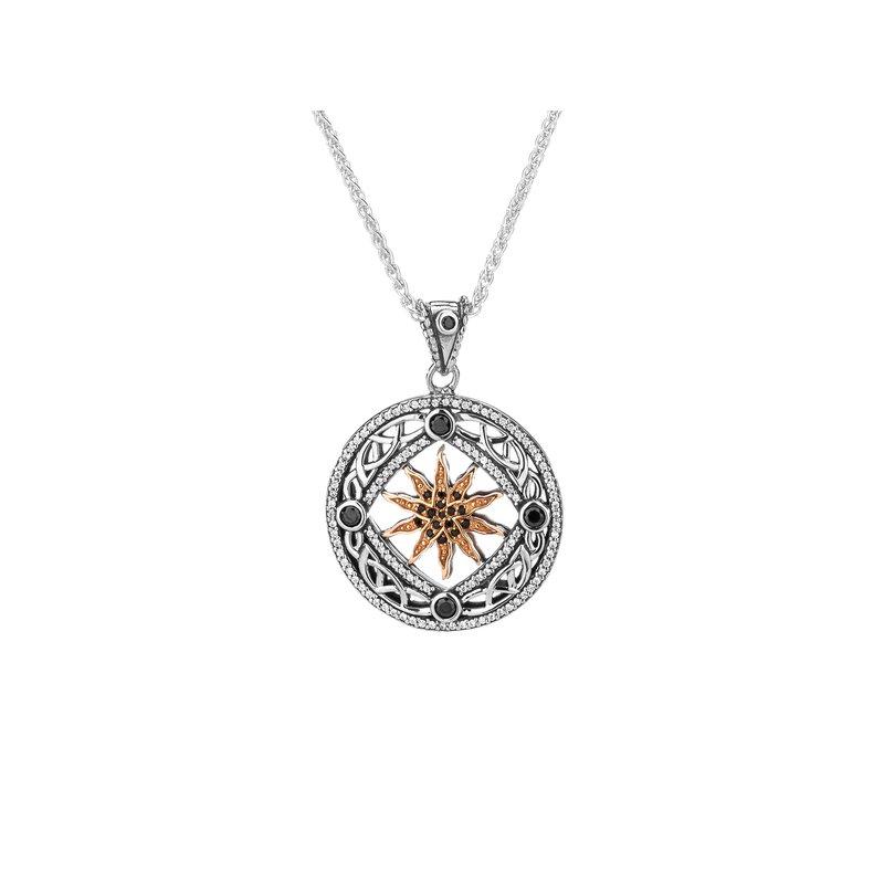 Barany Signature Freyr pendant by Keith Jack