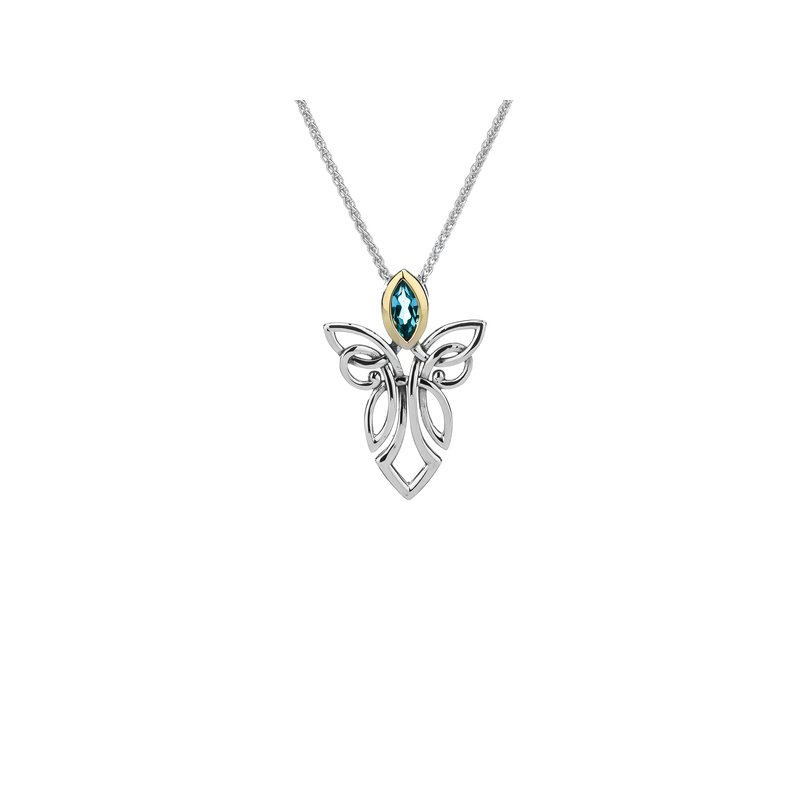 Barany Signature Angel pendant by Keith Jack