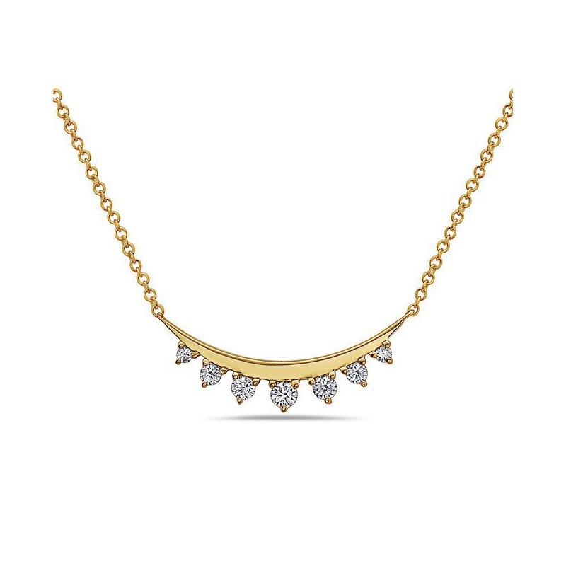 Barany Signature Diamond Necklace by Bassalli