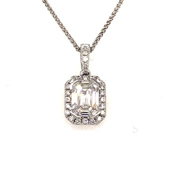 Diamond Pendant by Diamond Expressions