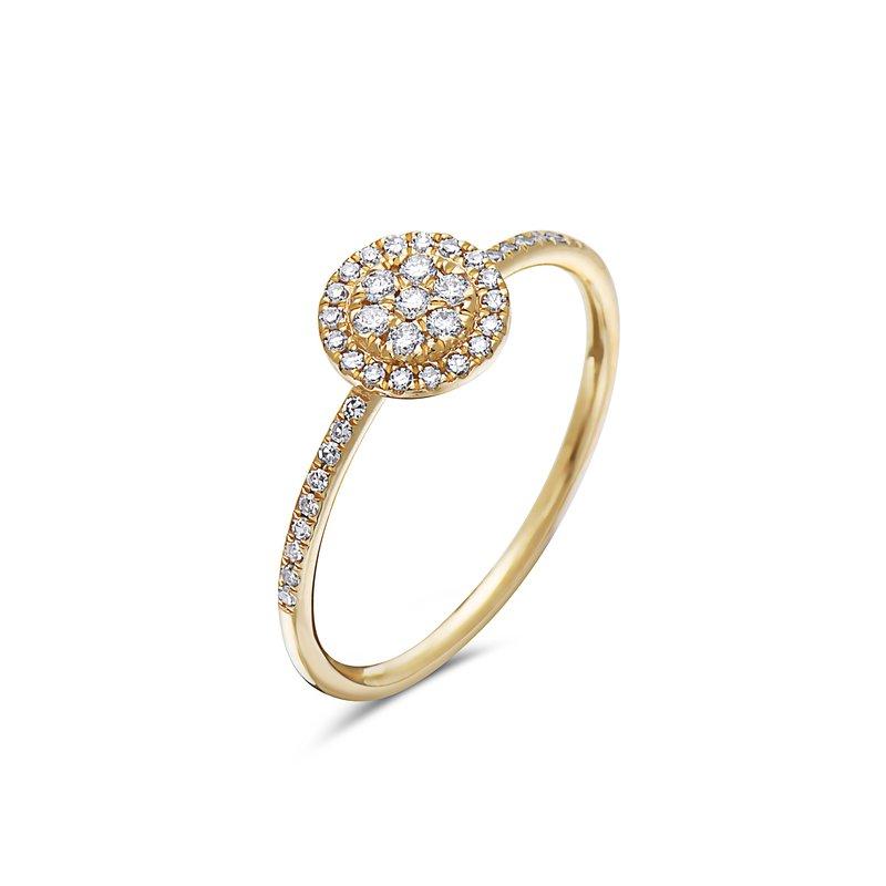 Barany Signature Diamond fashion ring by Bassalli