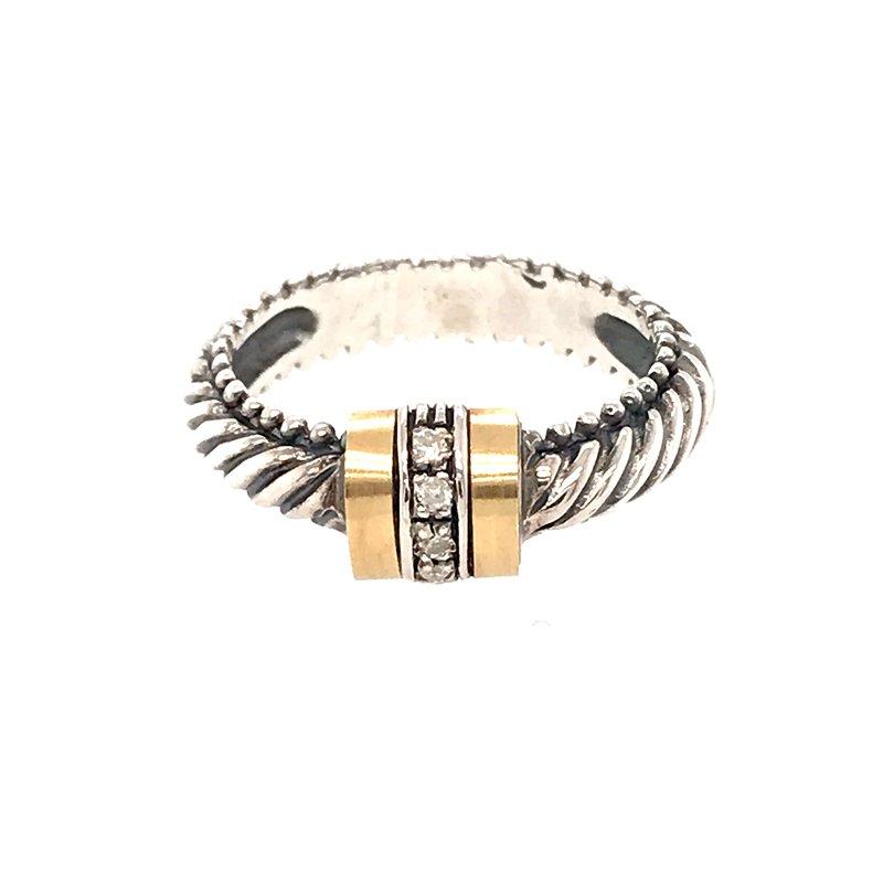 Barany Signature Diamond fashion ring by Phillip Gavriel