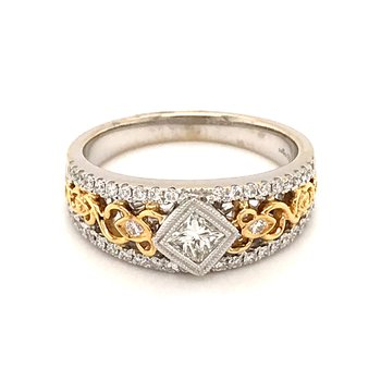 Diamond fashion ring by Parade Designs