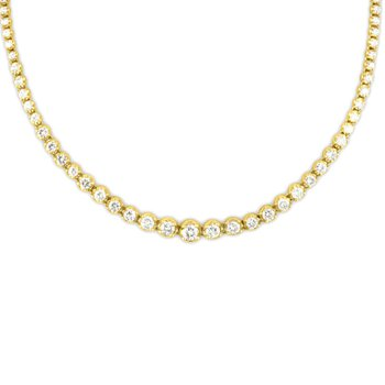 Riviera Tennis Necklace