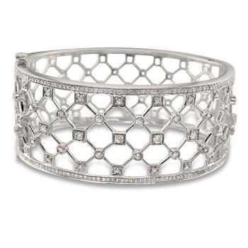 Chicken Wire Cuff