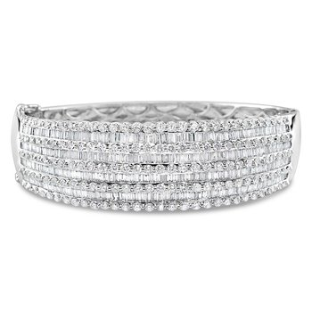 Nine Row Bangle Bracelet