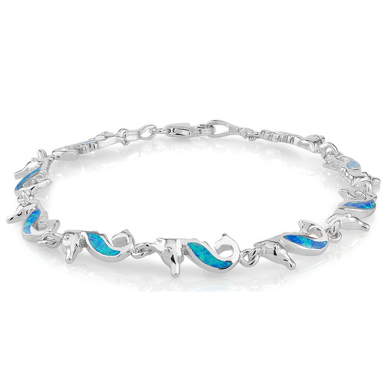 Gifts That Rock Sea Life Sea Horse Bracelet