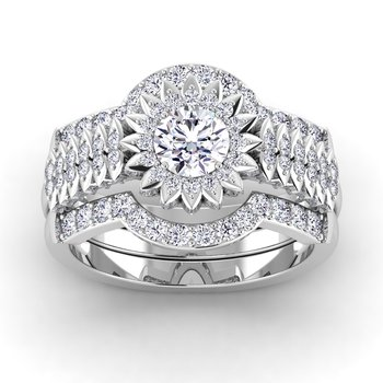 Certified 3/8ctw Diamond Wedding Band