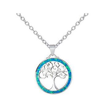 Opal Sea of Life Pendant