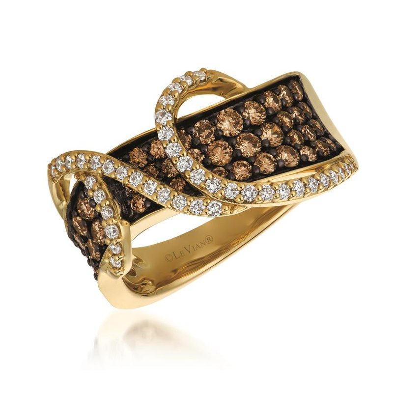 Le Vian Le Vian 1.15ctw Yellow Gold Diamond Ring