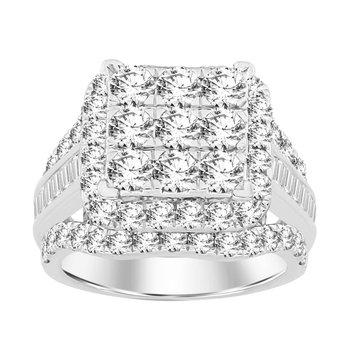 3 ctw Diamond Ring