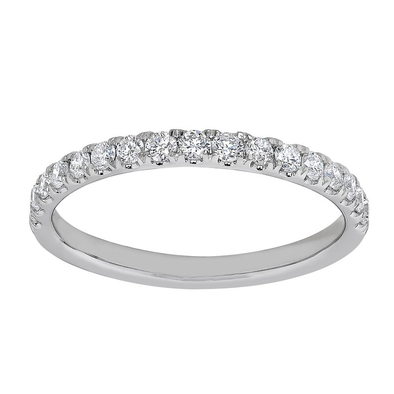 Lab Grown Diamonds 3/8 Ctw Diamond Band
