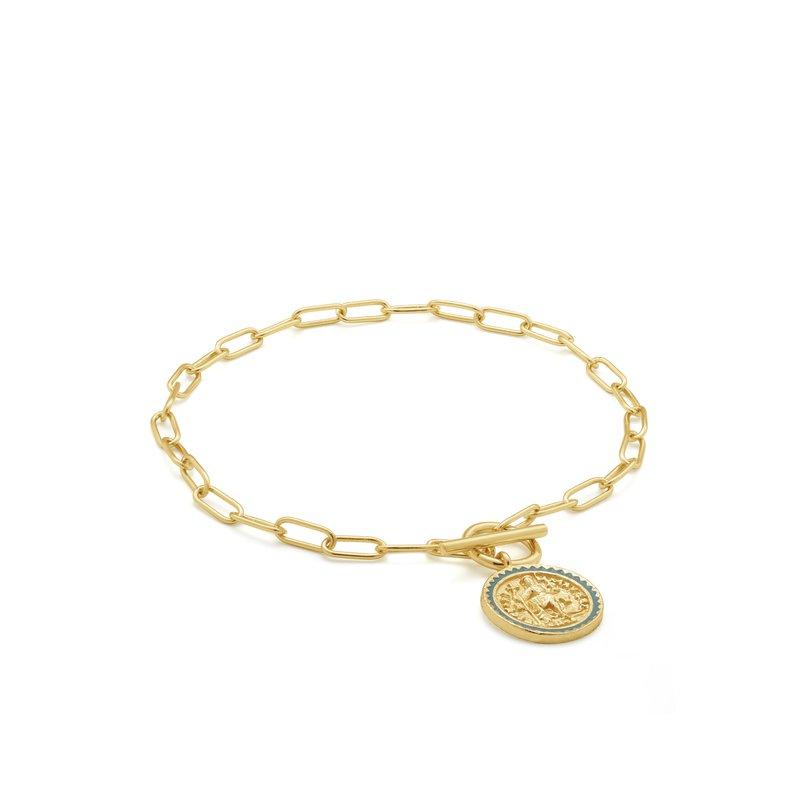 Ania Haie Emperor T-Bar Bracelet