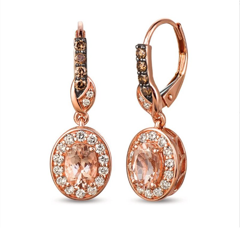 Le Vian 14K Strawberry Gold® Neopolitan Opal™ 2 1/5 cts. Pendant with Nude Diamonds™ 5/8 cts.
