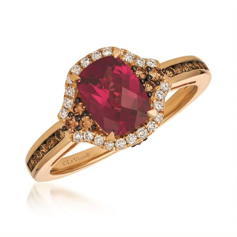 Le Vian Rhodolite Garnet Ring