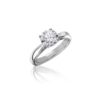 Certified Lab Grown Diamond Solitaire