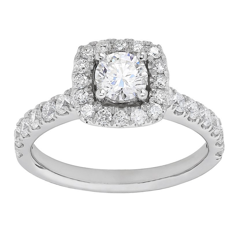 Lab Grown Diamonds Certified 2ctw Certified Grown With Love Engagement Ring